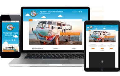 Aqua Bus Tours Airlie Beach