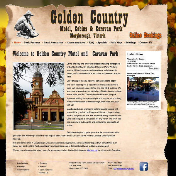 Golden Country Motel